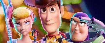 Toy Story 4 - Encuesta