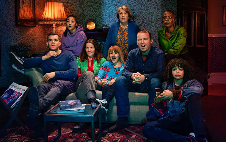Years and Years, Emma Thompson, HBO