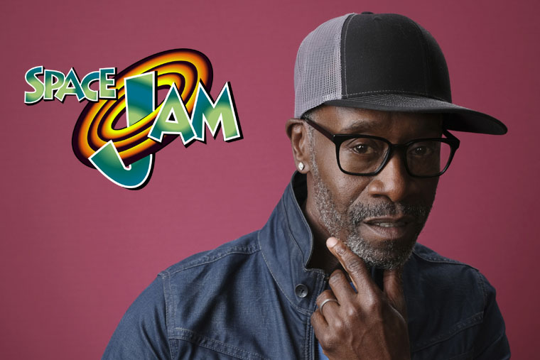 Don Cheadle, Space Jam 2