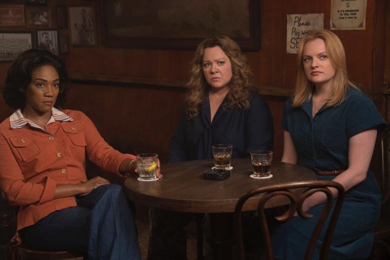 The Kitchen, Las reinas del crimen, Elisabeth Moss, Tiffany Haddish, Melissa McCarthy