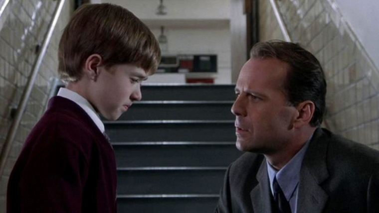 The Sixth Sense, M. Night Shyamalan, Haley Joel Osment, Bruce Willis